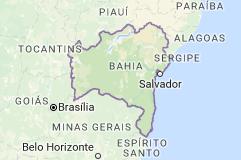 CEP da Bahia - BA