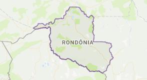 CEP de Rondônia - RO