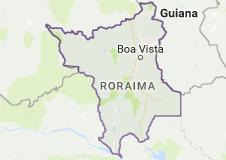 CEP de Roraima - RR