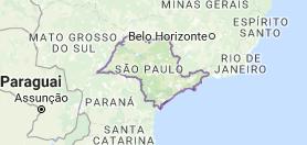 CEP de São Paulo - SP