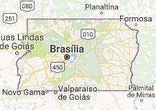 CEP do Distrito Federal - DF