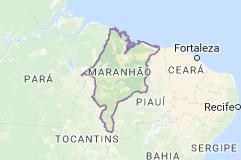 CEP do Maranhão - MA