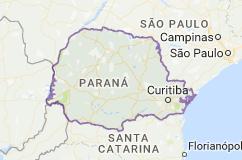 CEP do Paraná - PR