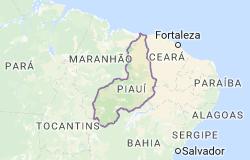 CEP do Piauí - PI