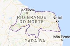 CEP do Rio Grande do Norte - RN